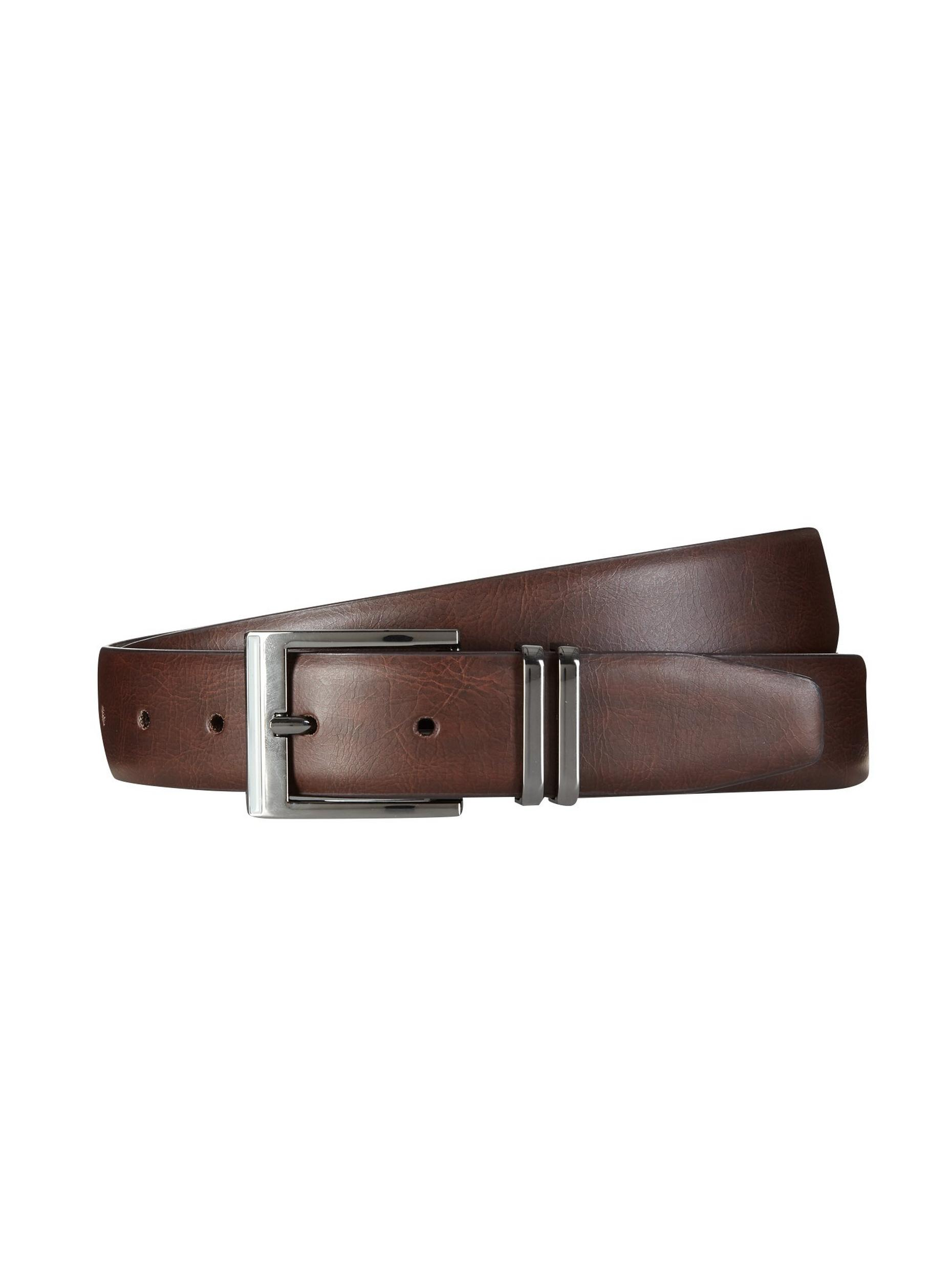 Brown Double Keeper Belt