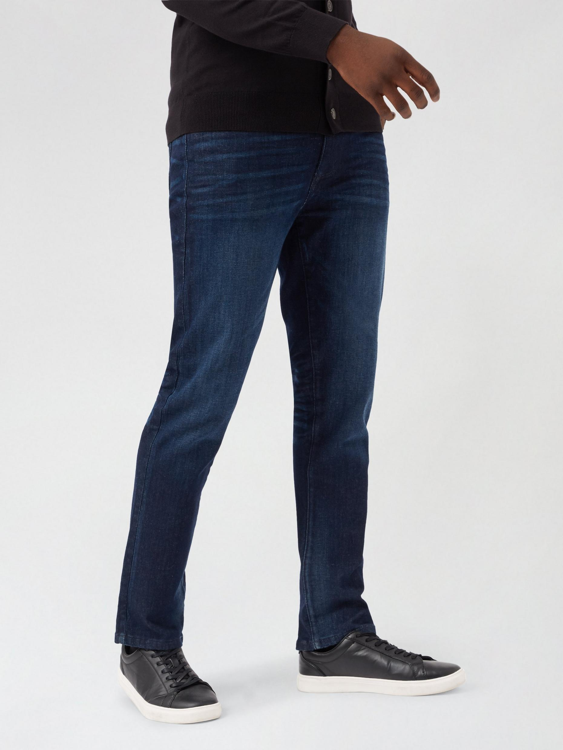 Blue Blake Slim Fit Baked Authentic Jeans