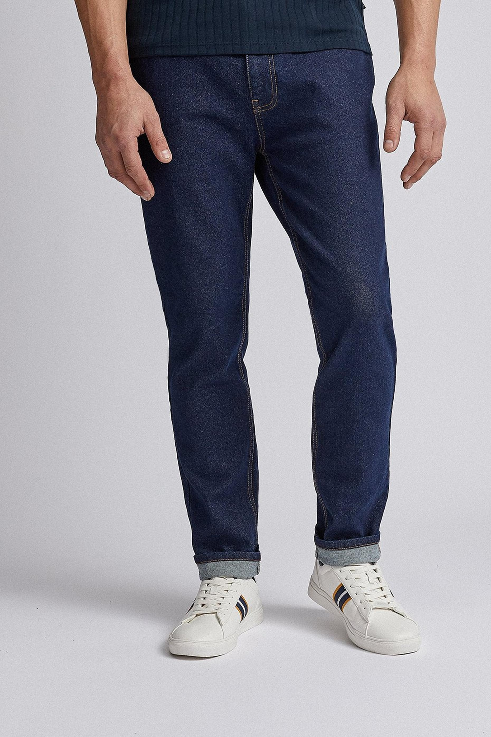 Tapered Rinse Organic Jeans
