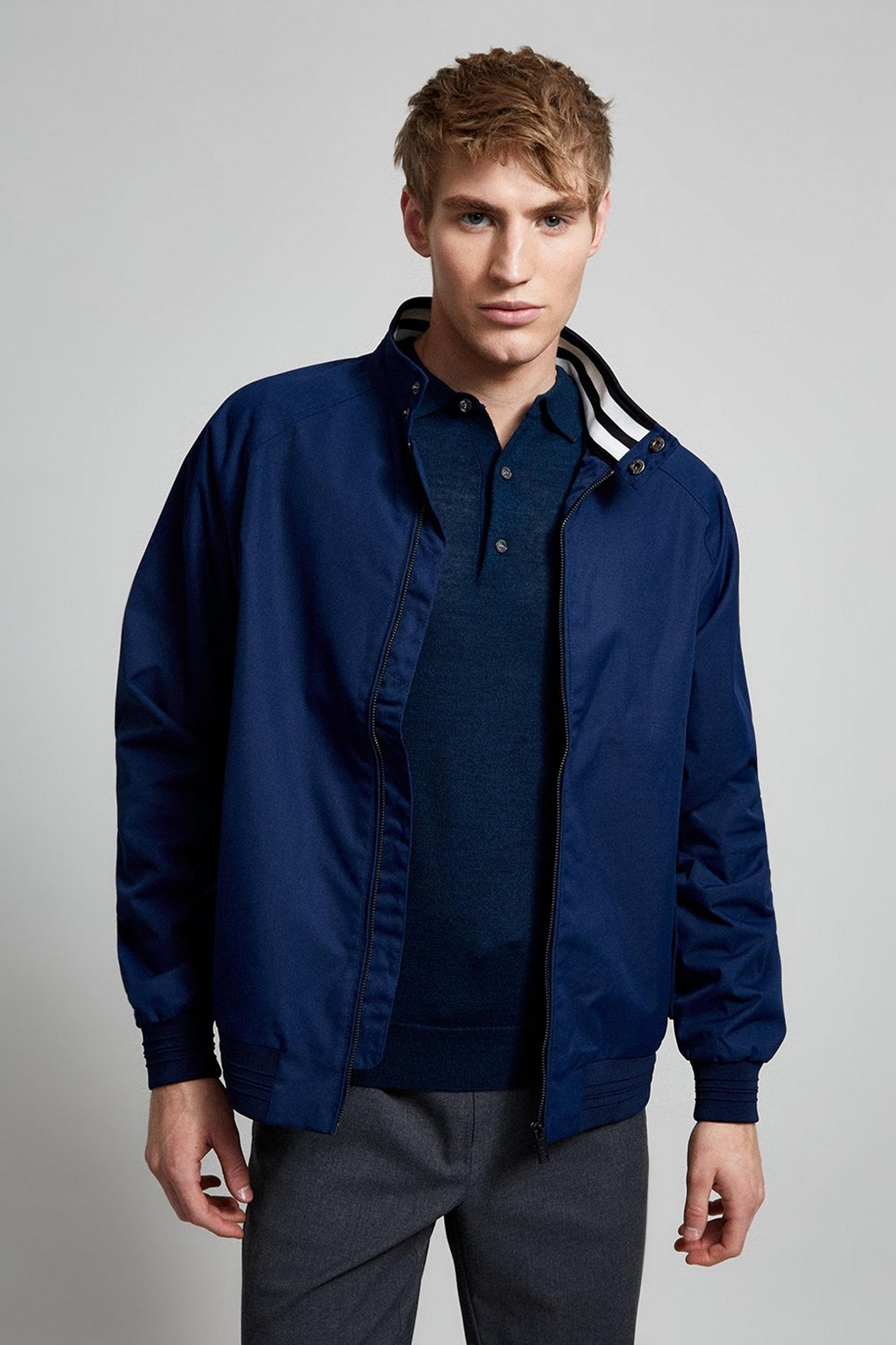 Indigo Harrington Jacket