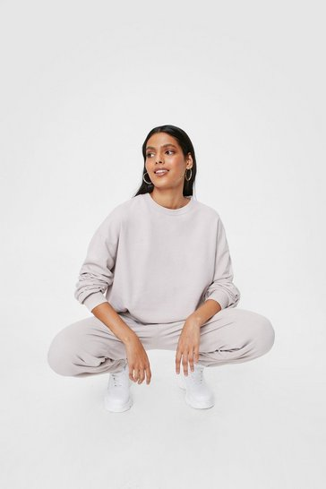 Sand Hey Wash Up Relaxed Sweatshirt