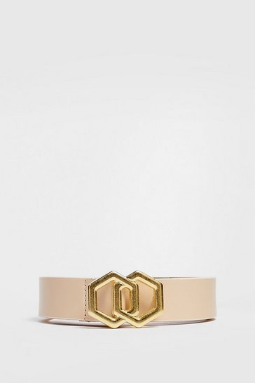 Stone Waist Your Own Time Geometric Belt