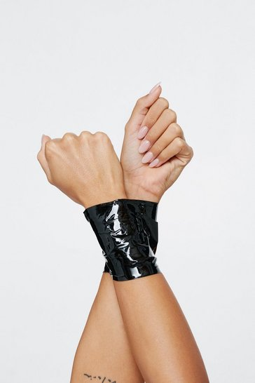 Black Pleasure Bound to You Bondage Tape