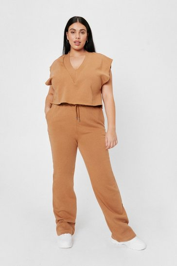 Camel Time Two Chill Plus Joggers Lounge Set
