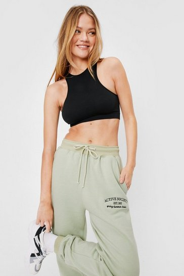 Olive Active Society Placement Jogger