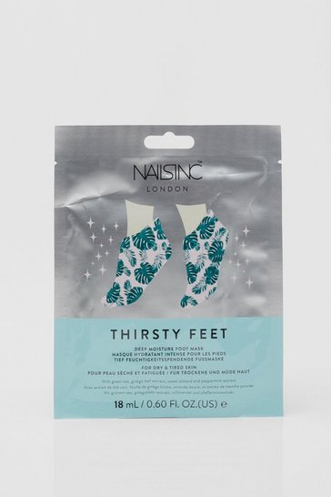 Silver Nails Inc Moisturising Foot Mask Set