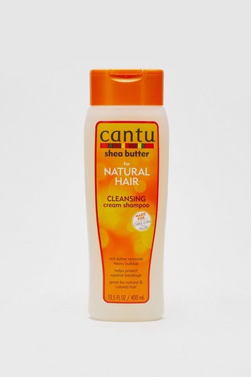 Orange Cantu Cleansing Shampoo
