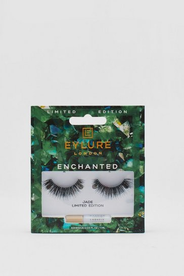 Black Eylure Enchanted Jade False Lashes