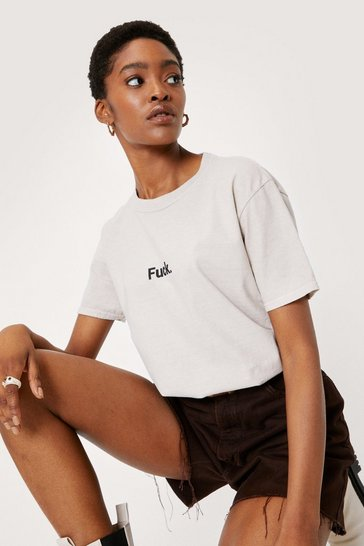 Sand Fuck Short Sleeve Relaxed Graphic T-Shirt