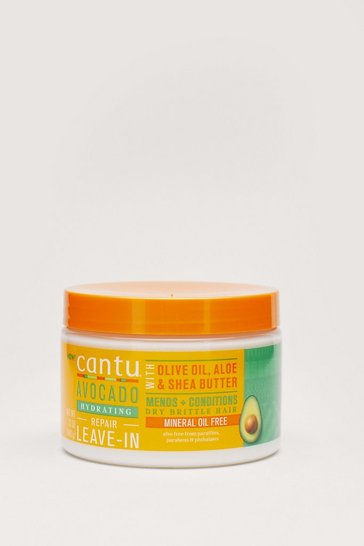 Orange Cantu Avocado Hydrating Leave in Conditioner