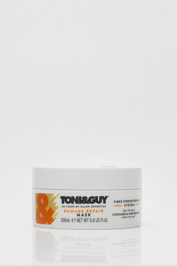 Masque cheveux réparateur et revitalisant Toni and Guy, White