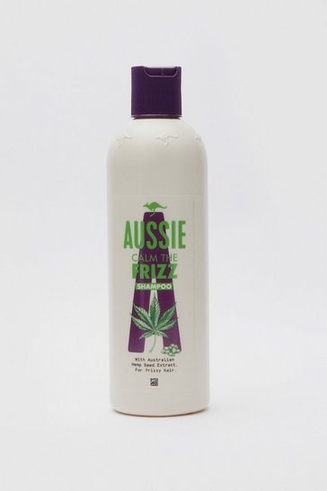 Purple Aussie Calm the Frizz Hemp Shampoo