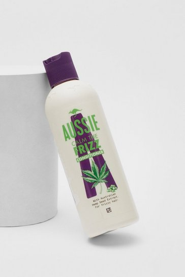Purple Aussie Calm the Frizz Hemp Conditioner