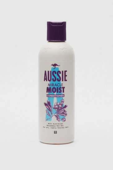 Purple Aussie Miracle Moist Macadamia Oil Shampoo