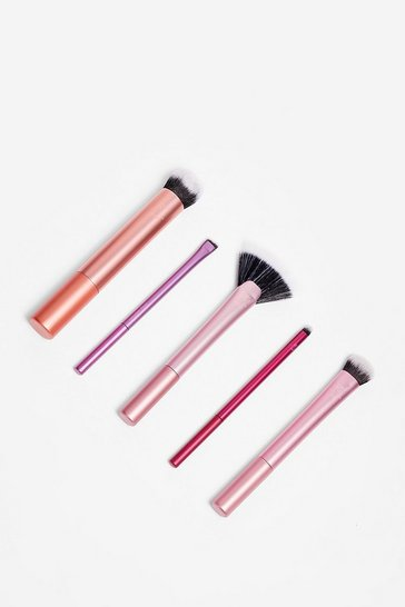 Multi Real Techniques 5-Pc Cosmetic Brush Set