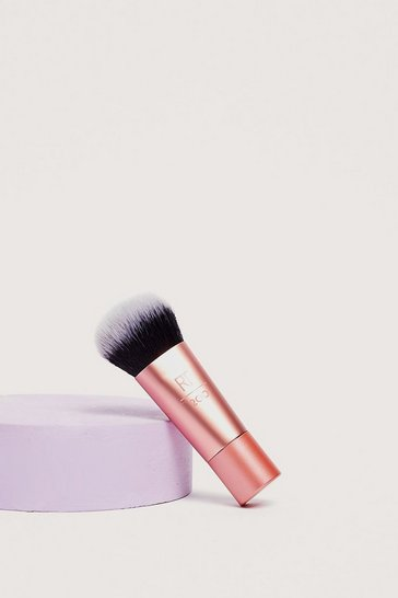 Orange Real Techniques Mini Expert Cosmetic Brush