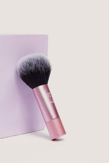 Pink Real Techniques Mini Multitask Cosmetic Brush