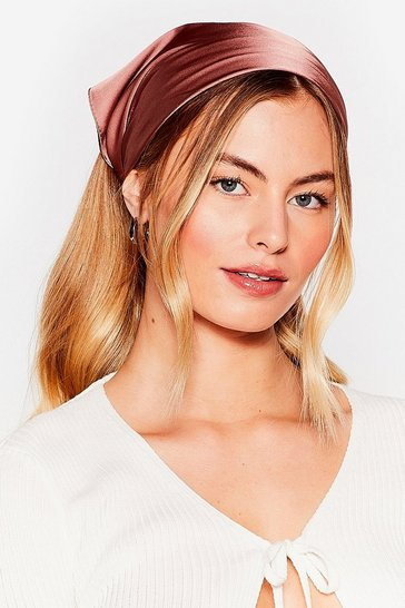 Mink Sleeking Our Mind Satin Headscarf