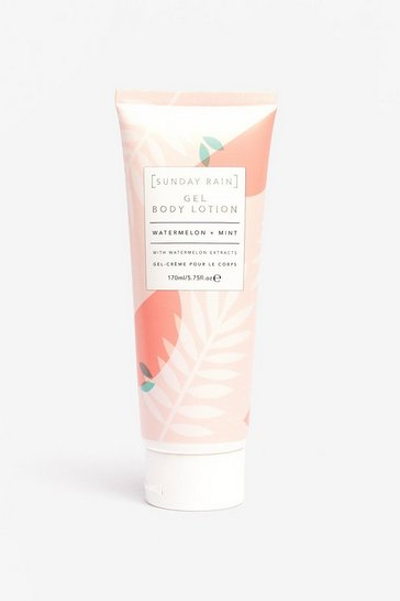 Pink Sunday Rain Watermelon Gel Body Lotion