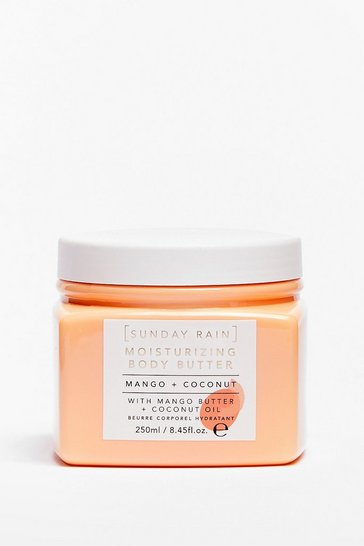 Pink Sunday Rain Mango and Coconut Body Butter