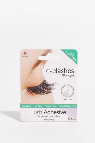 Clear Invogue Lock It Down Eyelash Adhesive