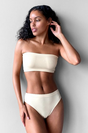 Nude Seamless Nights Bandeau Bralette