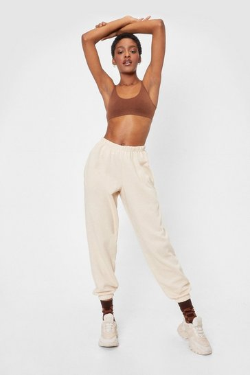 Stone Comfort is Queen Oversized Joggers