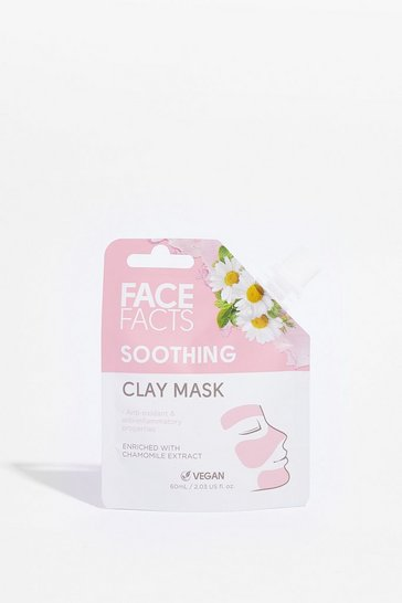 Pink Skin and Bare It Chamomile Clay Mask