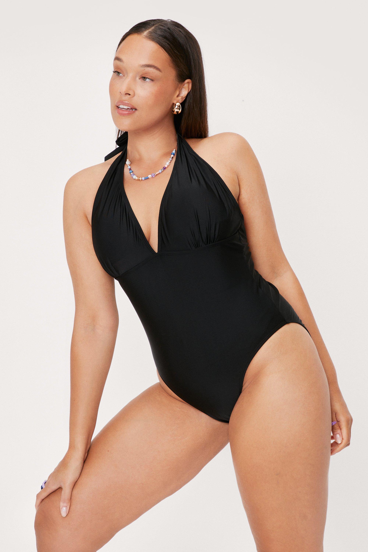 Hey Hey Vacay Plus Plunge Swimsuit 6