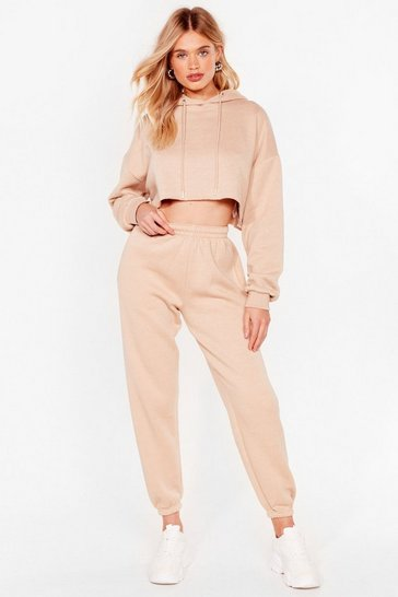 Stone It's Just That Easy Joggers Lounge Set