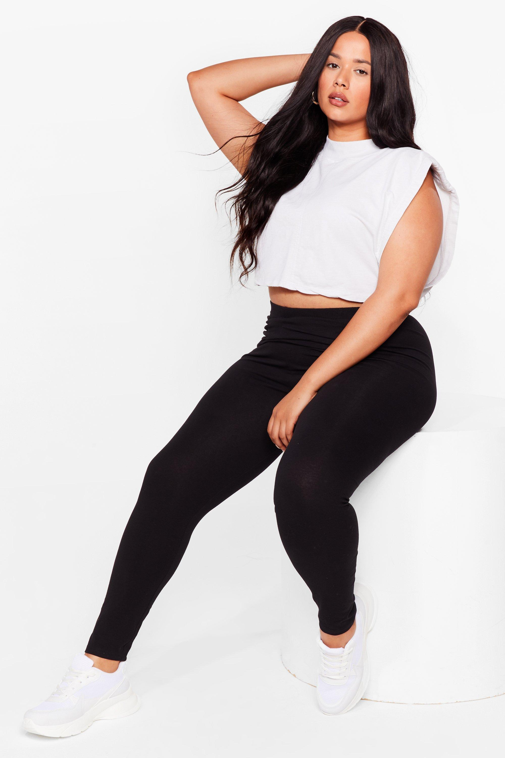 Plus Size Basic 19