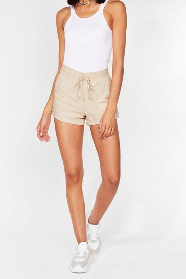 Stone Truly Elastic for You Mid-Rise Shorts