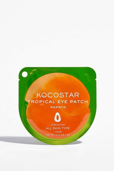 Red Kocostar Tropical Papaya Eye Patches