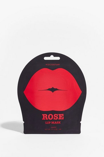 Red KOCOSTAR Plump Up the Jam Rose Lip Mask