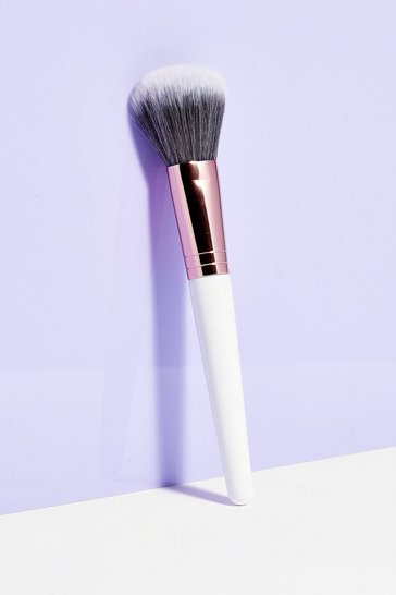 White Brushworks Better Brush Up Powder Brush