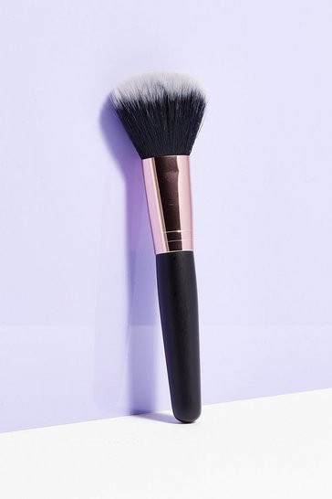 Black Absolutely Flawless Powder Makeup Brush