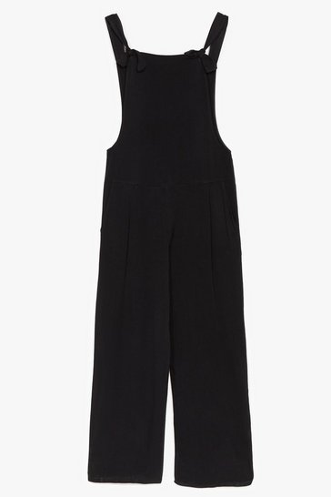 Black Tie Found You Wide-Leg Jumpsuit