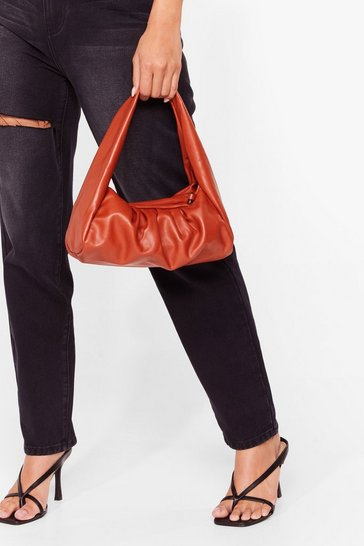 Rust WANT We're on Slouch Nine Mini Bag