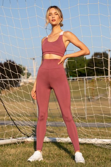 Rose Sport Yourself Out Workout Leggings