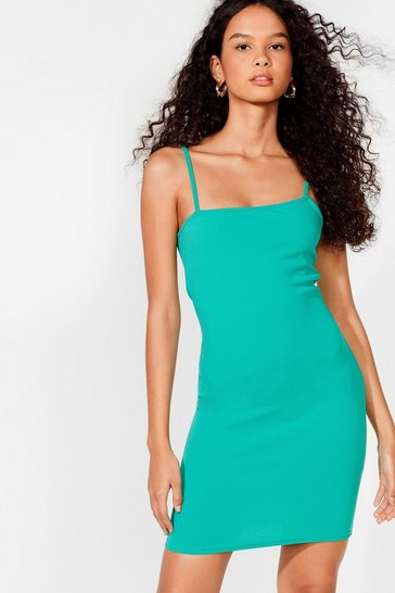 Jade Get Even Asymmetric Mini Dress