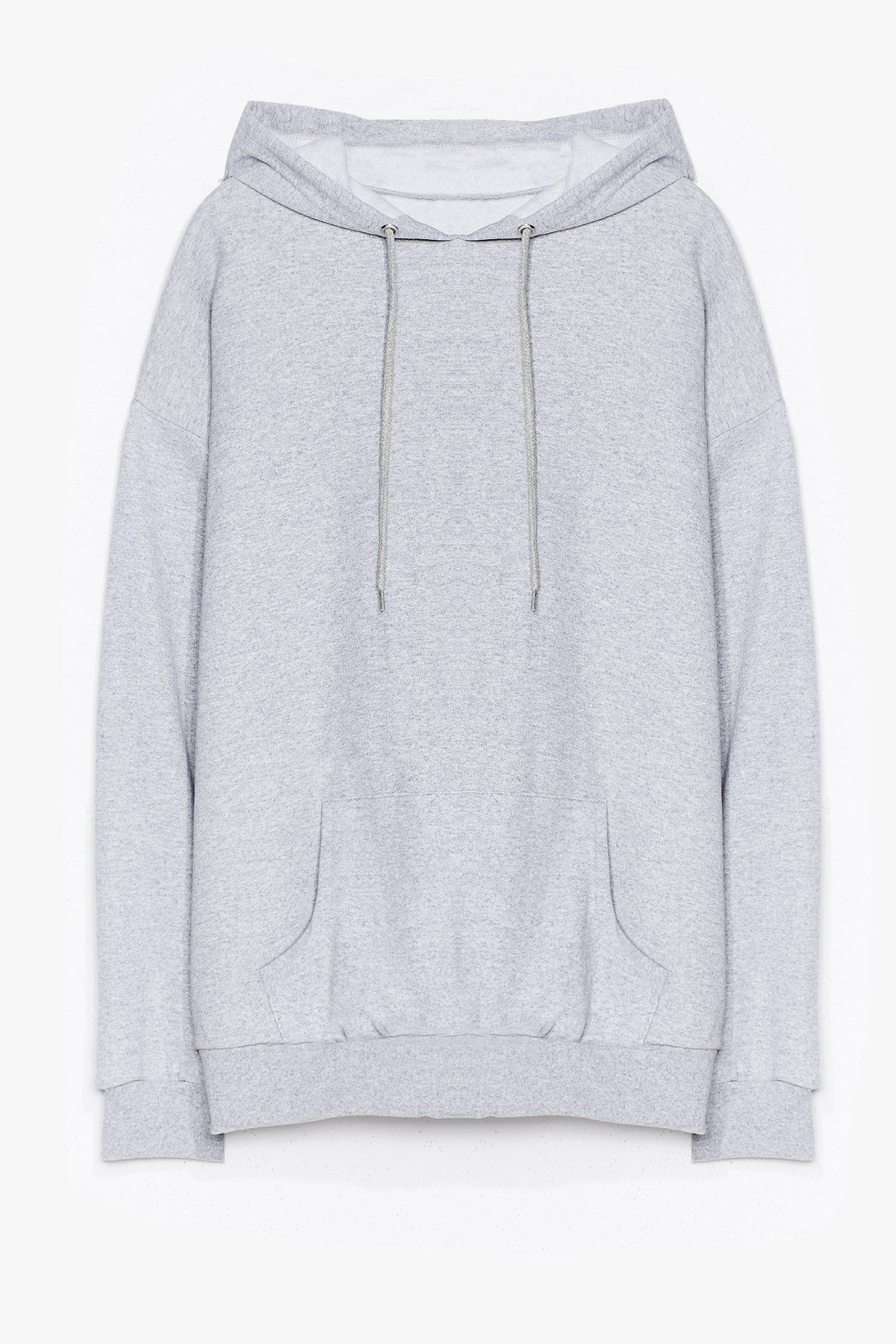 The Wait is Over-sized Plus Hoodie 4