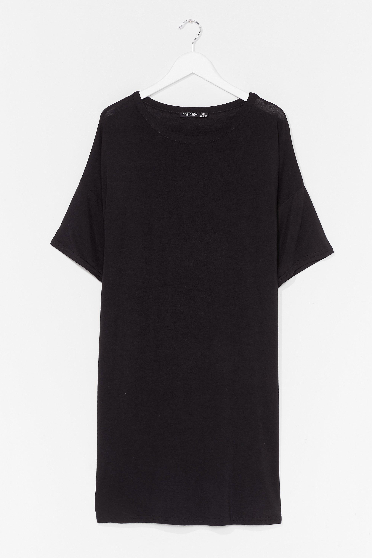 Drop Topic Plus Tee Dress 2