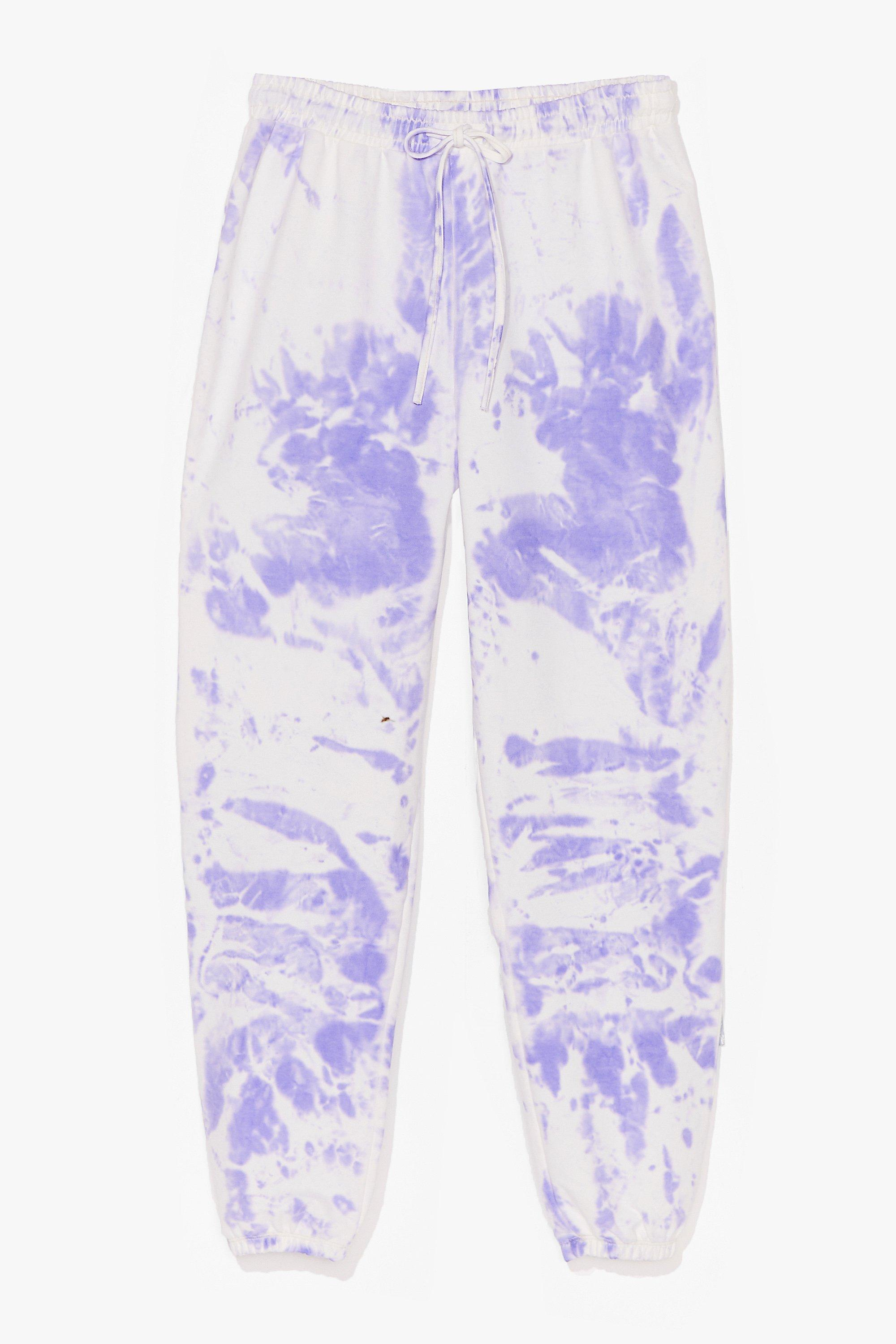 You're All Tie Want Plus Tie Dye Joggers 8