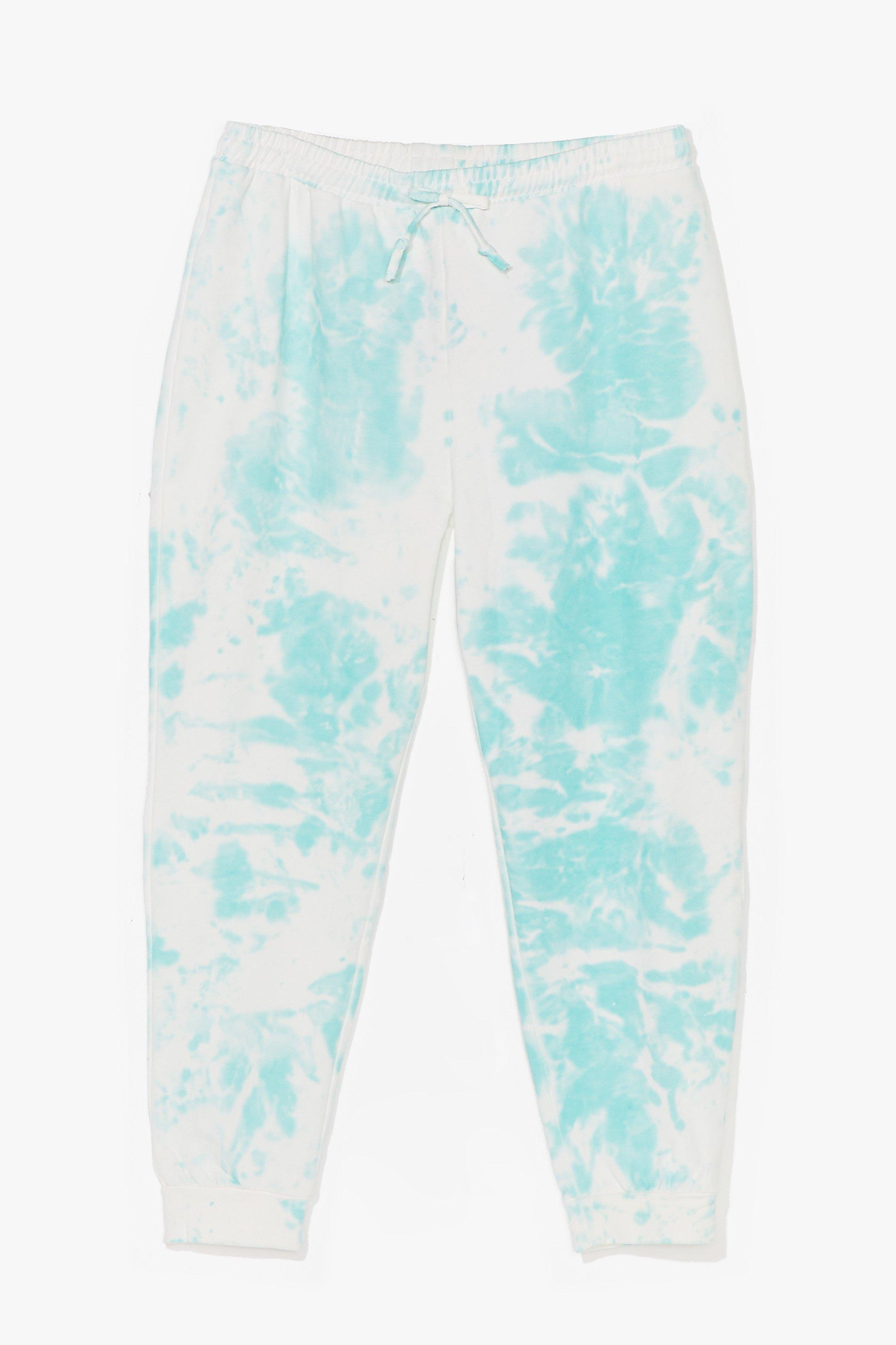 You're All Tie Want Plus Tie Dye Joggers 6