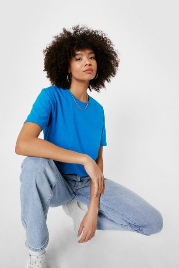 Samphire Face the Facts Oversized Tee