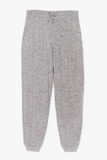 Grey What a Softie Plus Lounge Joggers