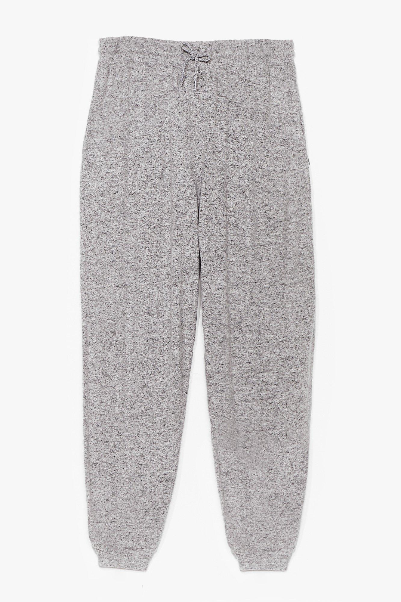 What a Softie Plus Lounge Joggers 7