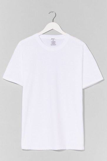White Handle With Care Graphic Tee