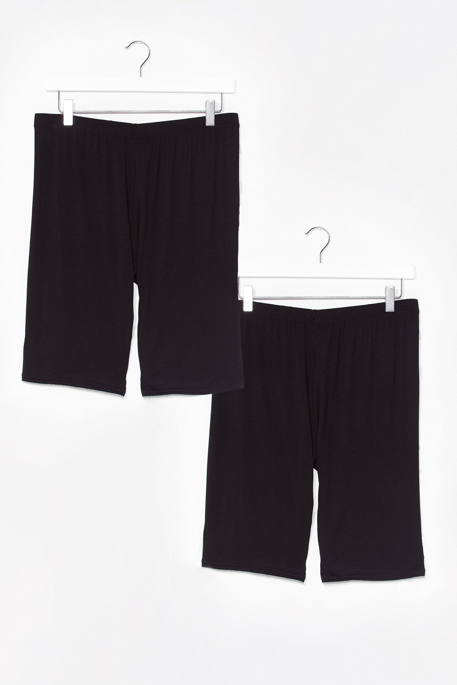Call On Me 2-Pc Biker Shorts Set 6