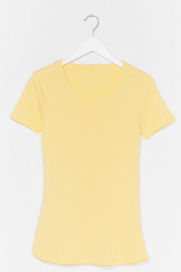 Lemon How We Tee It Relaxed Tee